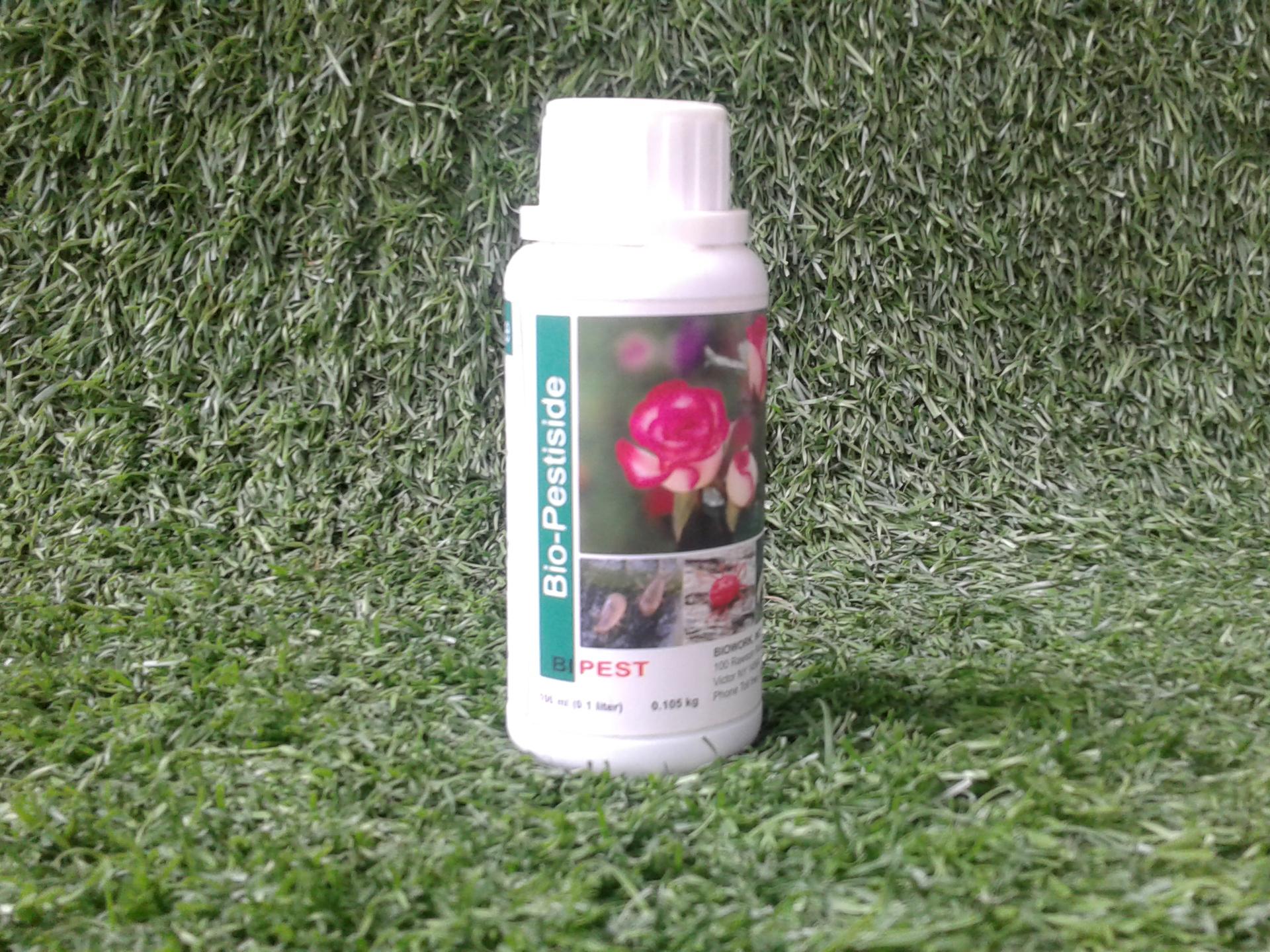 Bio Pestiside - sản phẩm trị nhện đỏ an toàn